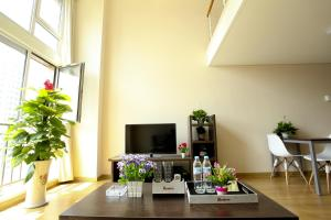Bedom Apartments · Olympic Sports Center, Jinan, Apartmány  Jinan - big - 4