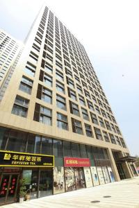 Bedom Apartments · Olympic Sports Center, Jinan, Apartmány  Jinan - big - 11