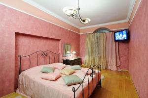 Vip-kvartira Gorodskoy Val 10, Apartmanok  Minszk - big - 1