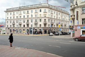 Vip-kvartira Gorodskoy Val 10, Apartmanok  Minszk - big - 10