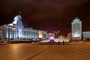 Vip-kvartira Gorodskoy Val 10, Apartmanok  Minszk - big - 15