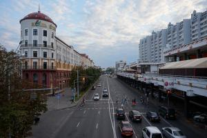 Vip-kvartira Gorodskoy Val 10, Apartmanok  Minszk - big - 14