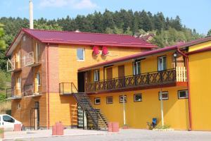 Villa Leontiya, Guest houses  Skhidnitsa - big - 56
