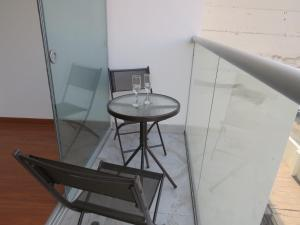 Spacious Apartment in Miraflores, Appartamenti  Lima - big - 20