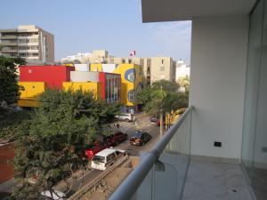 Spacious Apartment in Miraflores, Appartamenti  Lima - big - 16