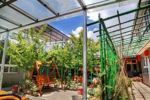 Beijing Laozhang Garden Farmstay, Hétvégi házak  Jencsing - big - 41