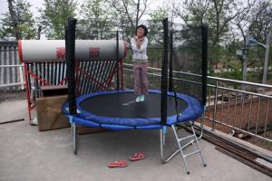 Beijing Laozhang Garden Farmstay, Hétvégi házak  Jencsing - big - 63