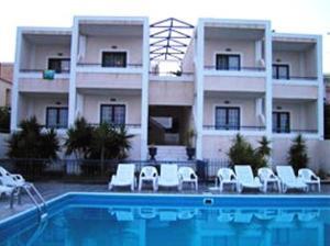 Anna Studios, Apartments  Agia Marina Aegina - big - 38