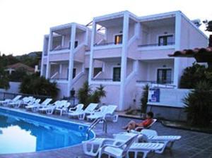 Anna Studios, Apartments  Agia Marina Aegina - big - 37