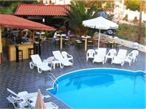 Anna Studios, Apartments  Agia Marina Aegina - big - 36