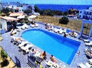 Anna Studios, Apartments  Agia Marina Aegina - big - 25