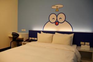 Persimmon Hotel, Hotels  Hsinchu City - big - 27