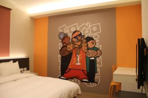 Persimmon Hotel, Hotels  Hsinchu City - big - 22