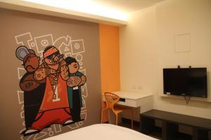 Persimmon Hotel, Hotels  Hsinchu City - big - 21