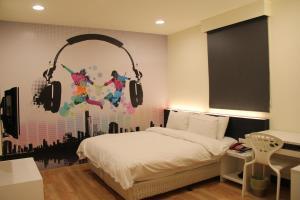 Persimmon Hotel, Hotels  Hsinchu City - big - 3