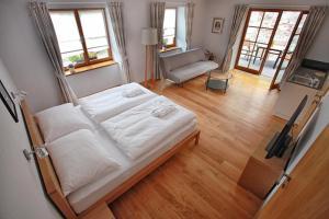 Penzion Dobré Časy, Bed & Breakfasts  Poděbrady - big - 21