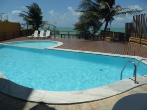 Atlântico Flat, Appartamenti  Natal - big - 9