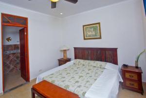 Paloma Blanca 3G, Appartamenti  Jacó - big - 8