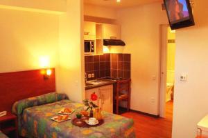 Résidence du Soleil, Aparthotels  Lourdes - big - 17