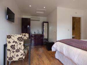 The Old Stable Yard, Bed and breakfasts  Dartford - big - 7