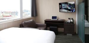 The Z Hotel Liverpool, Отели  Ливерпуль - big - 21