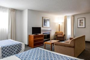 Cloverleaf Suites - Columbia, SC, Hotely  Columbia - big - 15