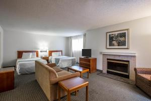 Cloverleaf Suites - Columbia, SC, Hotely  Columbia - big - 8