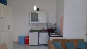 Apartment at nice resort with pool, Ferienwohnungen  Hurghada - big - 6