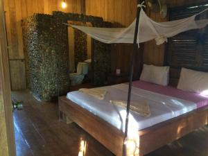 Tree Top Eco-Lodge, Lodge  Banlung - big - 20