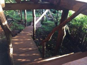 Tree Top Eco-Lodge, Lodge  Banlung - big - 22