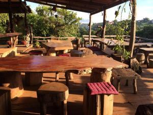 Tree Top Eco-Lodge, Chaty v prírode  Banlung - big - 23
