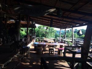 Tree Top Eco-Lodge, Lodge  Banlung - big - 13