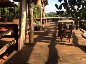 Tree Top Eco-Lodge, Lodge  Banlung - big - 25