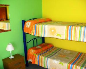 Single Bed in Mixed Dormitory Room ( 6 Adults )