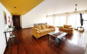 Luxury Condo Close To Larcomar, Apartments  Lima - big - 13