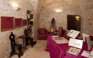Palazzo Antica Via Appia, Bed and Breakfasts  Bitonto - big - 22