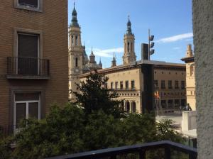 Hotel Don Jaime 54, Hotely  Zaragoza - big - 4