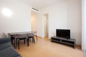 Three-Bedroom Apartment (Interior-facing)