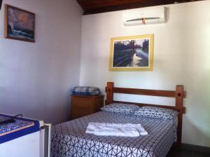 Doppelzimmer mit Klimaanlage