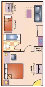 Two-Bedroom Kids Suite - Non-Smoking