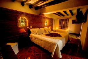 Hotel Los Frayles, Hotels  Villa de Leyva - big - 24