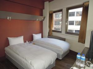 Galaxy Mini Inn, Hotels  Taipeh - big - 18