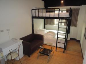 Galaxy Mini Inn, Hotels  Taipeh - big - 6
