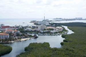 Sotavento Hotel & Yacht Club, Отели  Канкун - big - 13