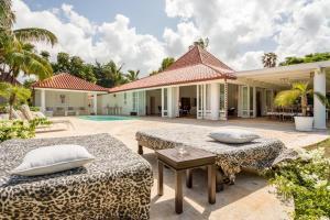 casa de campo exclusive pool 3 bdr villa