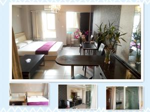 Xian Dingdang Apartment, Aparthotels  Xi'an - big - 3