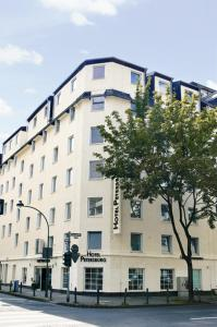 Apartments Hotel Petersburg, Apartmány  Düsseldorf - big - 28