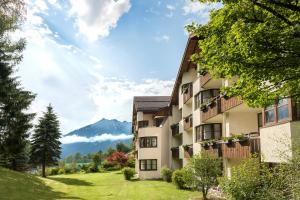 Dorint Sporthotel Garmisch-Partenkirchen, Hotely  Garmisch-Partenkirchen - big - 27