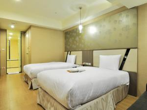 Goodness Plaza Hotel, Hotely  Taishan - big - 16
