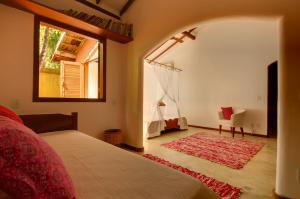 Casa Natureza Brasil Guest House, Гостевые дома  Арраял-д'Ажуда - big - 4